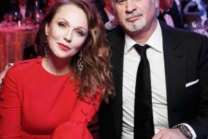 Альбина Джанабаева записала дуэт с мужем