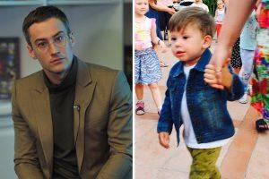 Дмитрий Шепелев разрешил шестилетнему сыну покрасить волосы