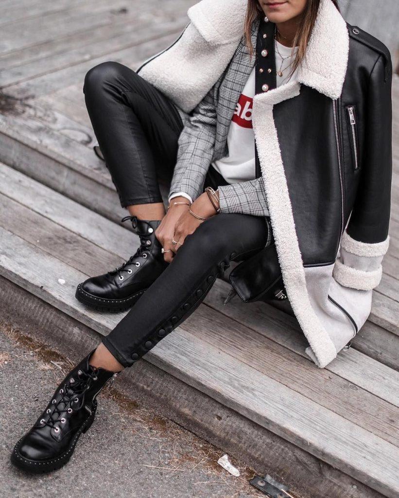 Тренды осени: какие дубленки модные в этом сезоне?