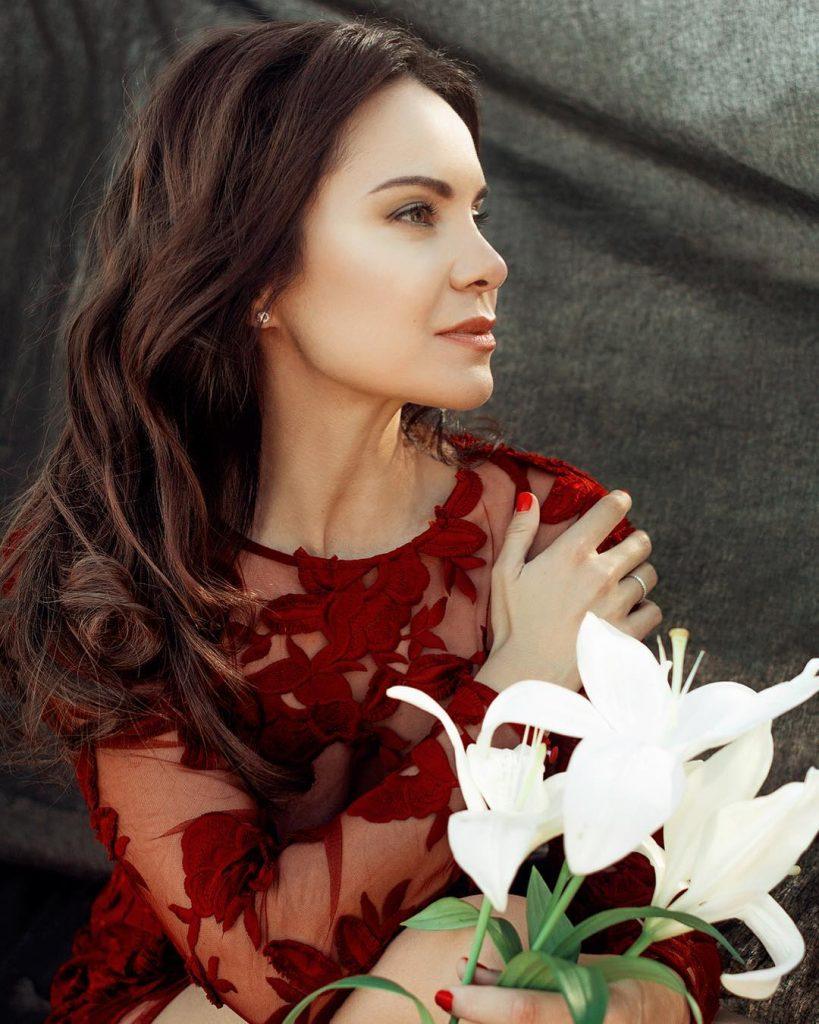 Лилия Подкопаева показала, как выглядела на пике своей карьеры