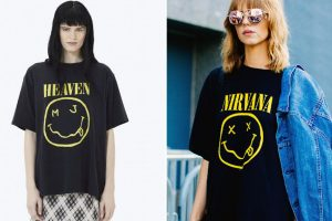 Скандал в мире моды: Nirvana выиграла дело против бренда Marc Jacobs