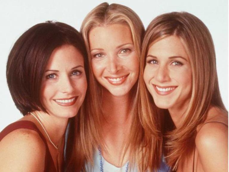 Красотки и спустя 25 лет: Актрисы сериала «Друзья» вместе вышли в свет