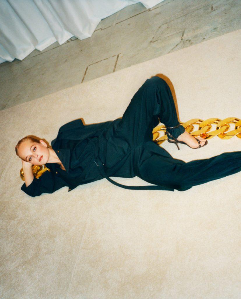Bottega Veneta исследуют творчество Федерико Феллини в рекламном кампейне