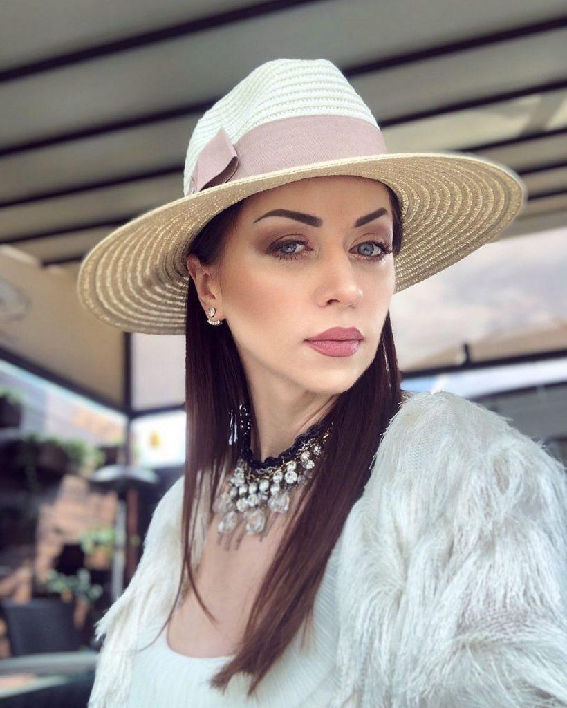Дубль два: Наталья Валевская появилась на публике в «старом» платье