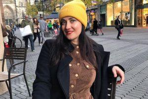 Соломия Витвицкая в бежевом total look блистает на премьерном показе фильма «Ангелы Чарли»