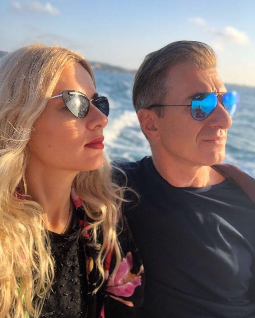 «Вау»: Ольга Горбачева и Юрий Никитин продемонстрировали роскошный парный лук