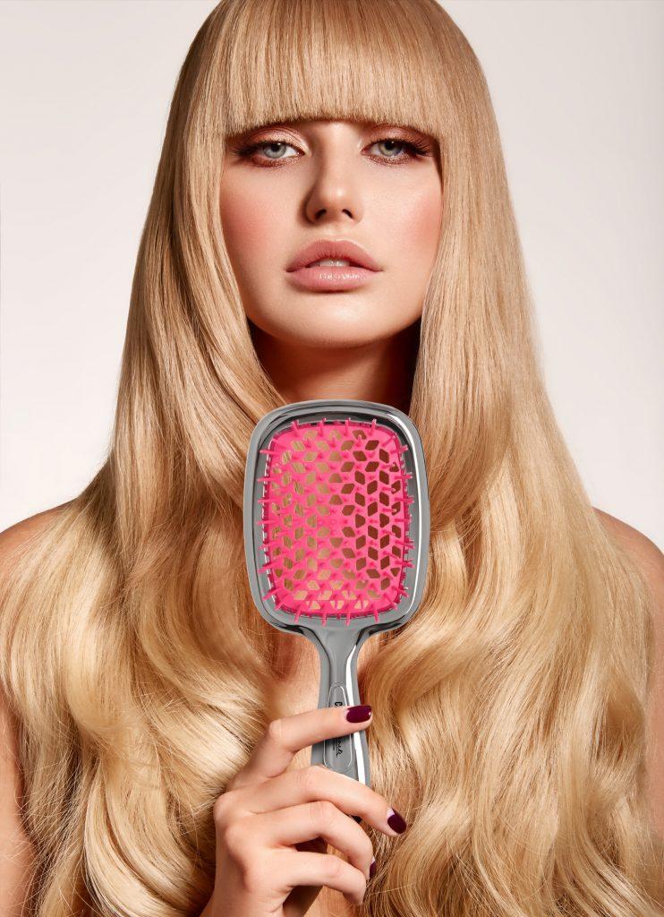 Jäneke и Алла Барановская: инновационный гребень для волос