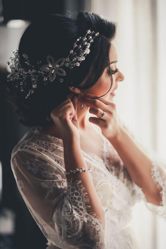 Бьюти-советы по прическам для невест: как выглядеть идеально?