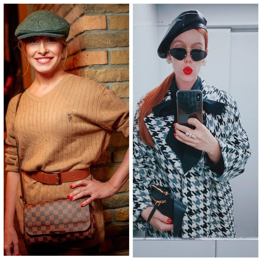 Битва нарядов: Елена Кравец vs Соня Плакидюк