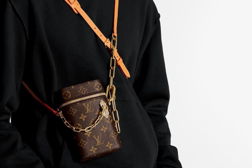 """Louis Vuitton переосмыслили свои архивные коллекции: линейка """"Monogram Legacy"""""""