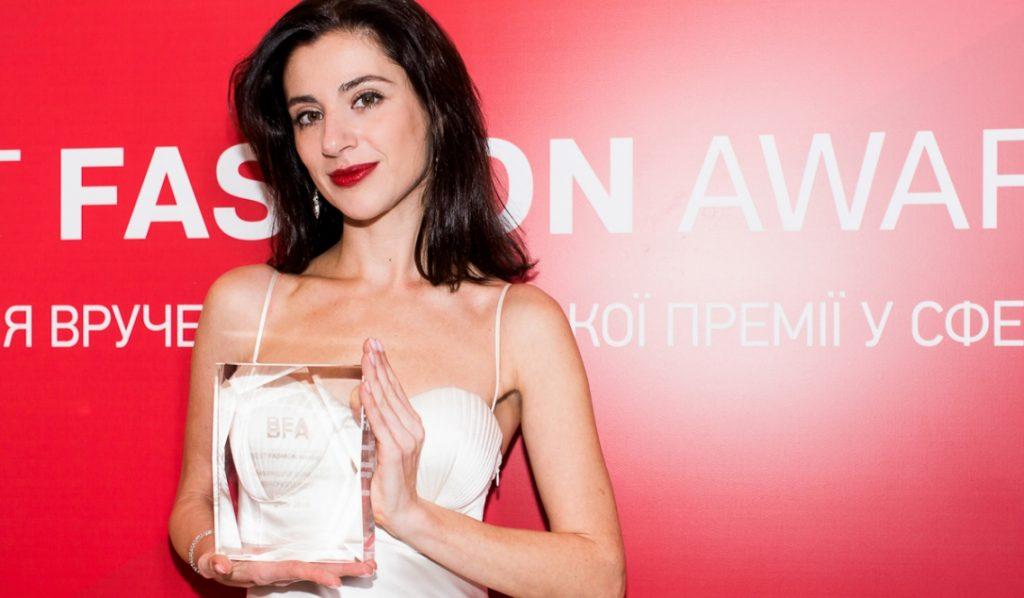 BEST FASHION AWARDS 2019: в Киеве наградили лучших дизайнеров этого года
