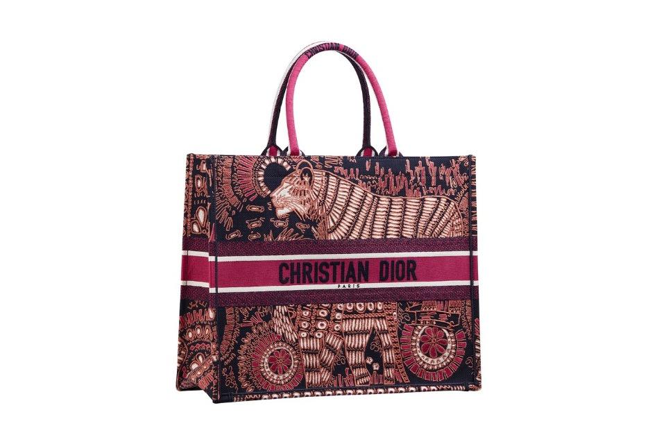 Dior презентует круизную коллекцию сумок