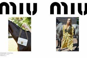 Лила Мосс стала моделью в кампейне от Miu Miu