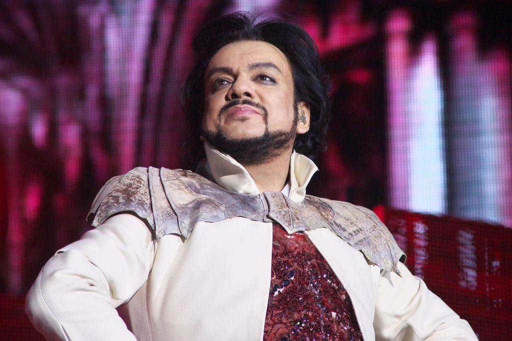 Султан всего шоу-бизнеса: Филипп Киркоров снялся в новогоднем мюзикле «Тысяча и одна ночь»