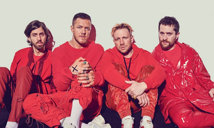 Группа Imagine Dragons распадается из-за ухода солиста