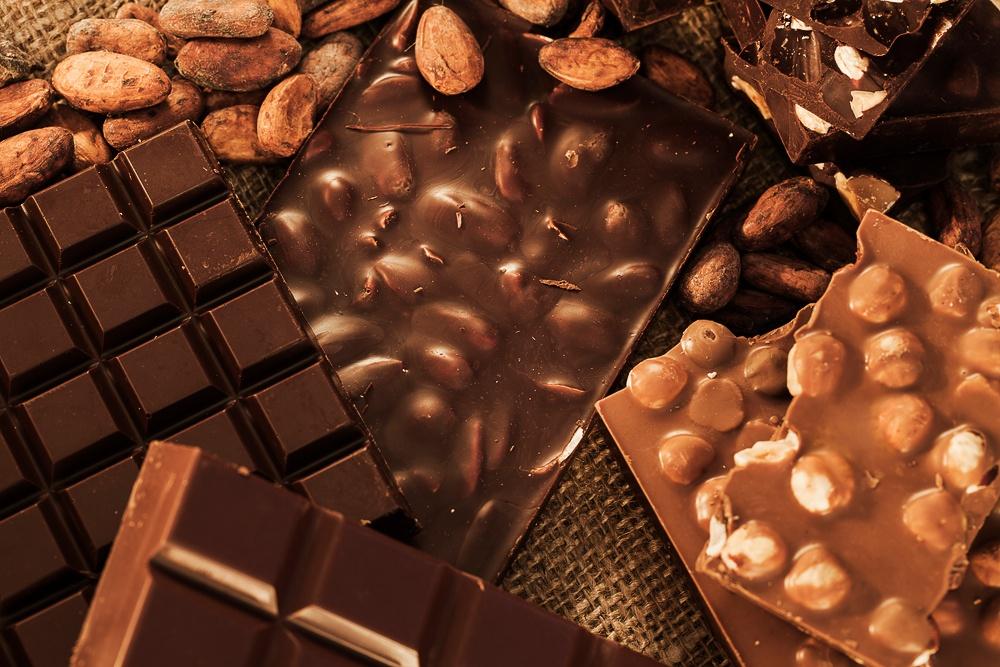 Сластёнам на заметку: Шоколад полезен для здоровья. Фото: Google