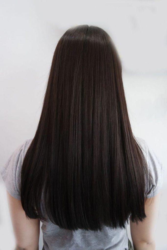Уход за волосами: как заботиться о темных окрашенных прядях?