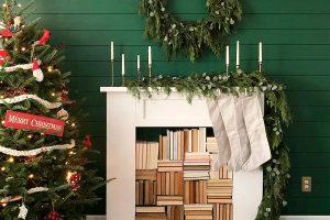 Где хранить книги? 6 оригинальных идей для вашего дома