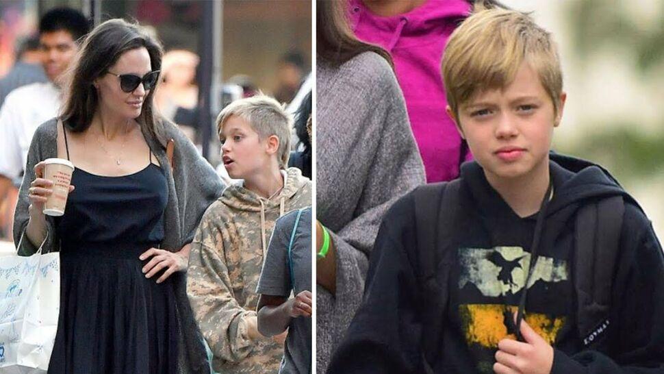 13-летняя дочь Джоли и Питта официально переименовала себя в Джона