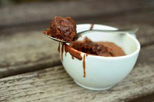 Рецепт шоколадного пирожного «Брауни» в микроволновке