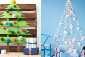 6 нетривиальных альтернатив обычной новогодней ёлке