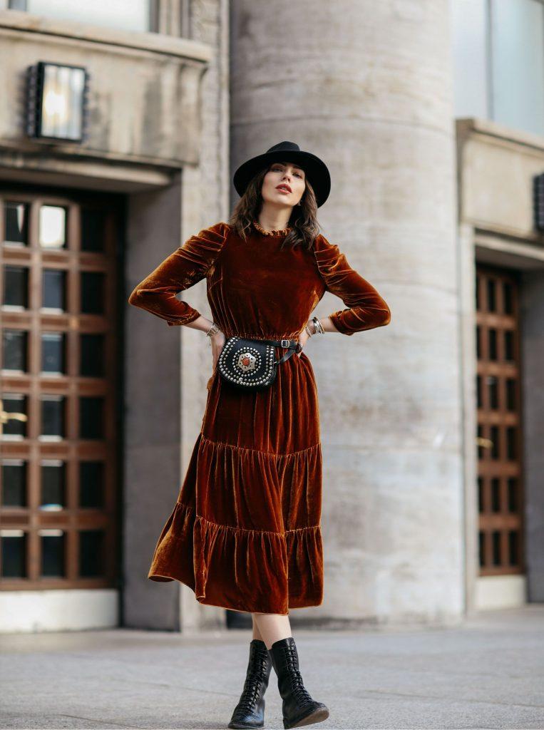 Маст-хэвы зимы: топ 4 трендовых платьев, которые должны быть в гардеробе каждой