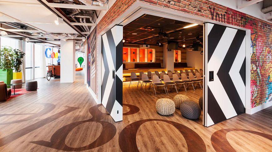 Последние тенденции в дизайне офисных интерьеров