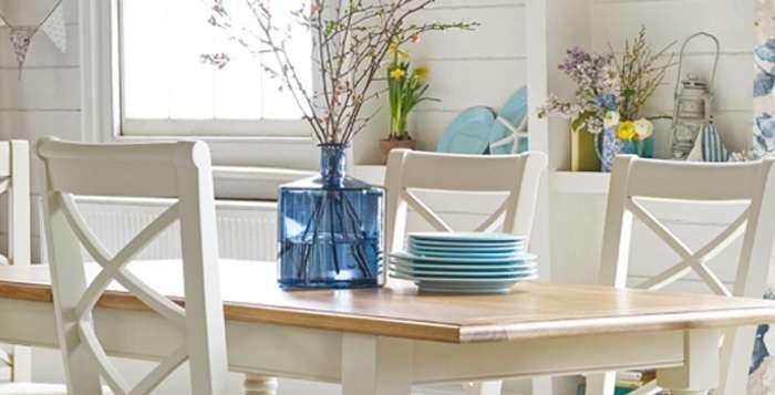 Как выбрать кухонный стол и любить его долго