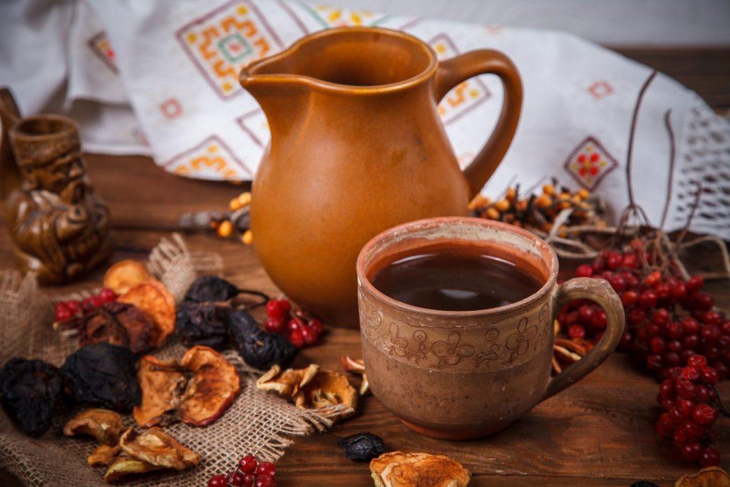 Рецепт вкусного и полезного взвара на Рождество