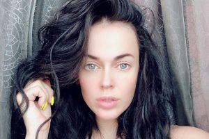 Афро-стиль: Таня Терёшина сменила прическу