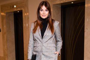 Оксана Фёдорова рассказала, как ухаживает за волосами