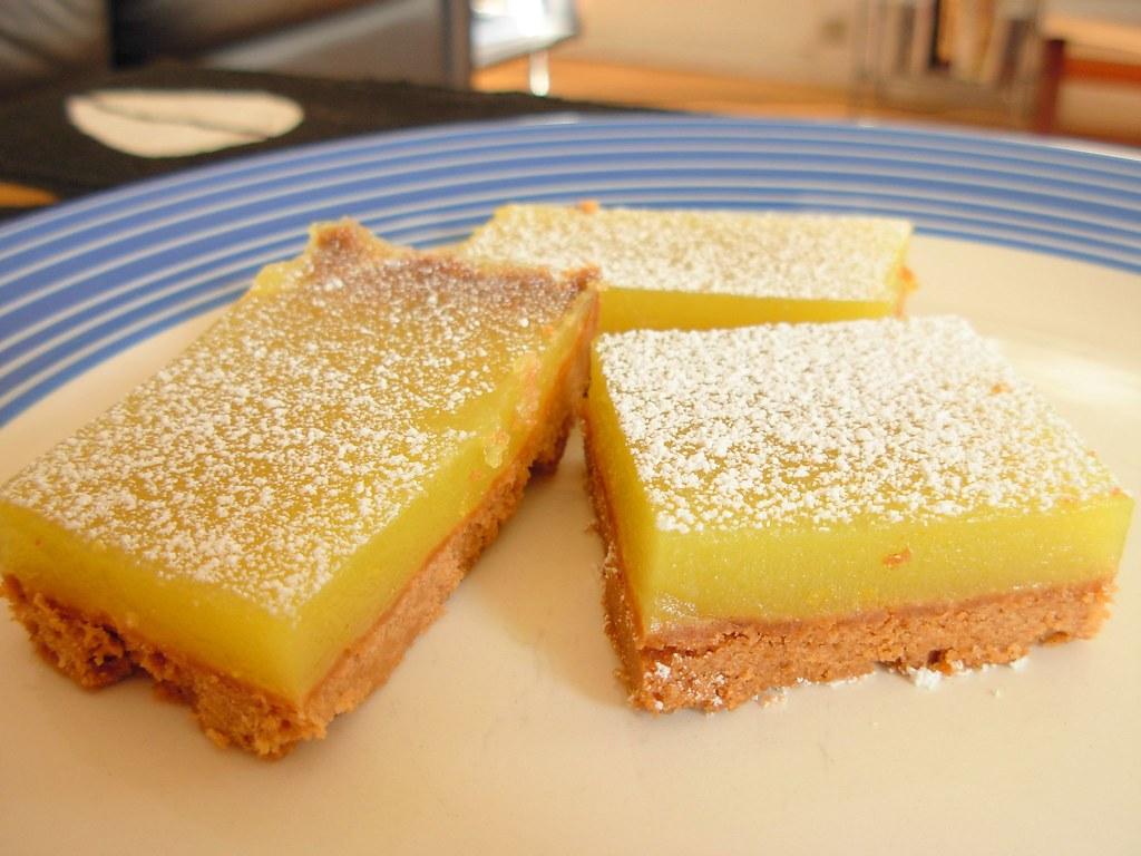 Вкус детства: рецепт воздушных лимонных батончиков