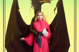 Софи Тернер, Эмма Робертс и постеры: лукбук от Louis Vuitton