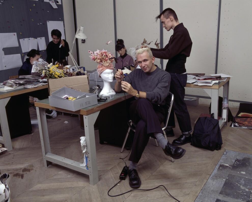 Жан-Поль Готье уходит из модной индустрии