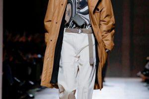 Фирменные оттенки и классика: показ мужской линейки от Hermès
