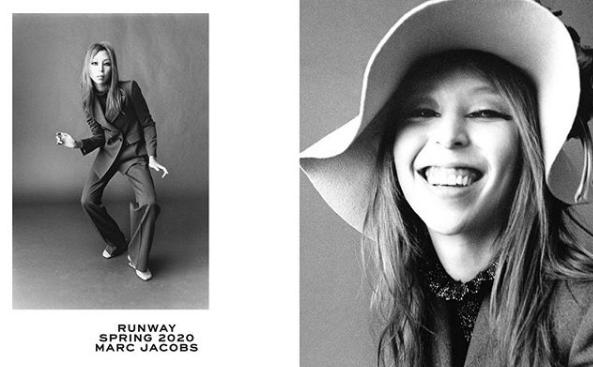 Первые кадры: черно-белая фотосессия от Marc Jacobs