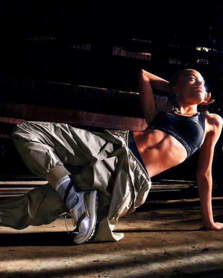 Adidas и Stella McCartney: кампейн с участием украинских танцовщиц