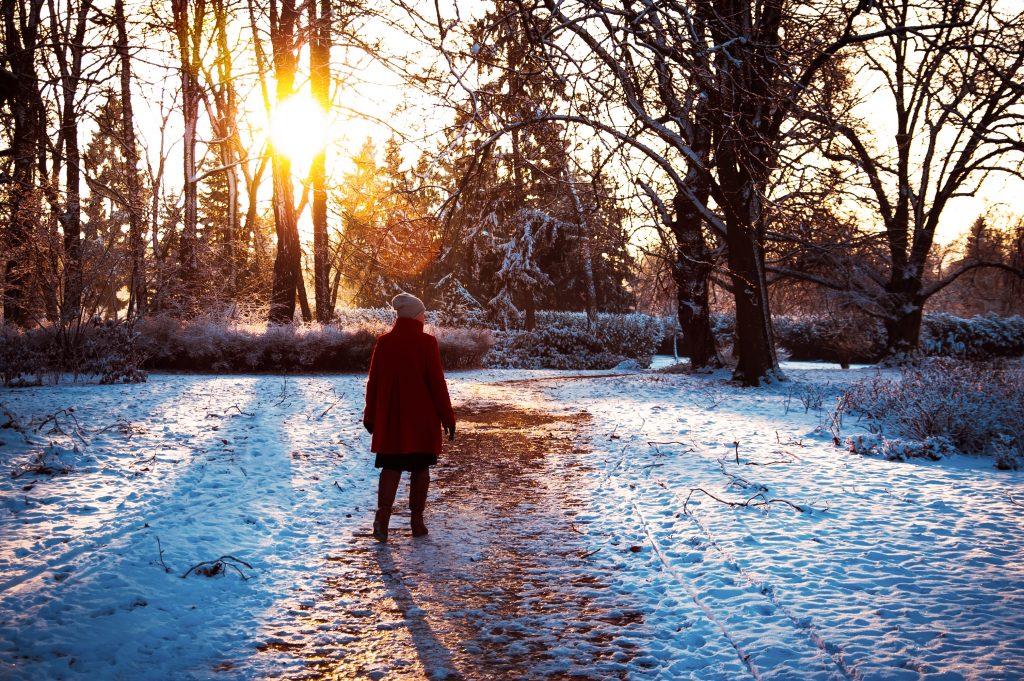 Солнечный свет поможет вам достичь цели по потере веса