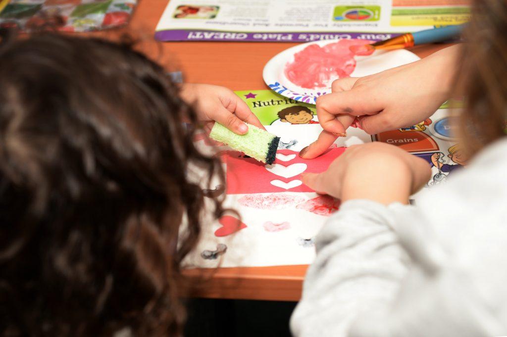 Креативные идеи, как отметить День Святого Валентина парам с детьми