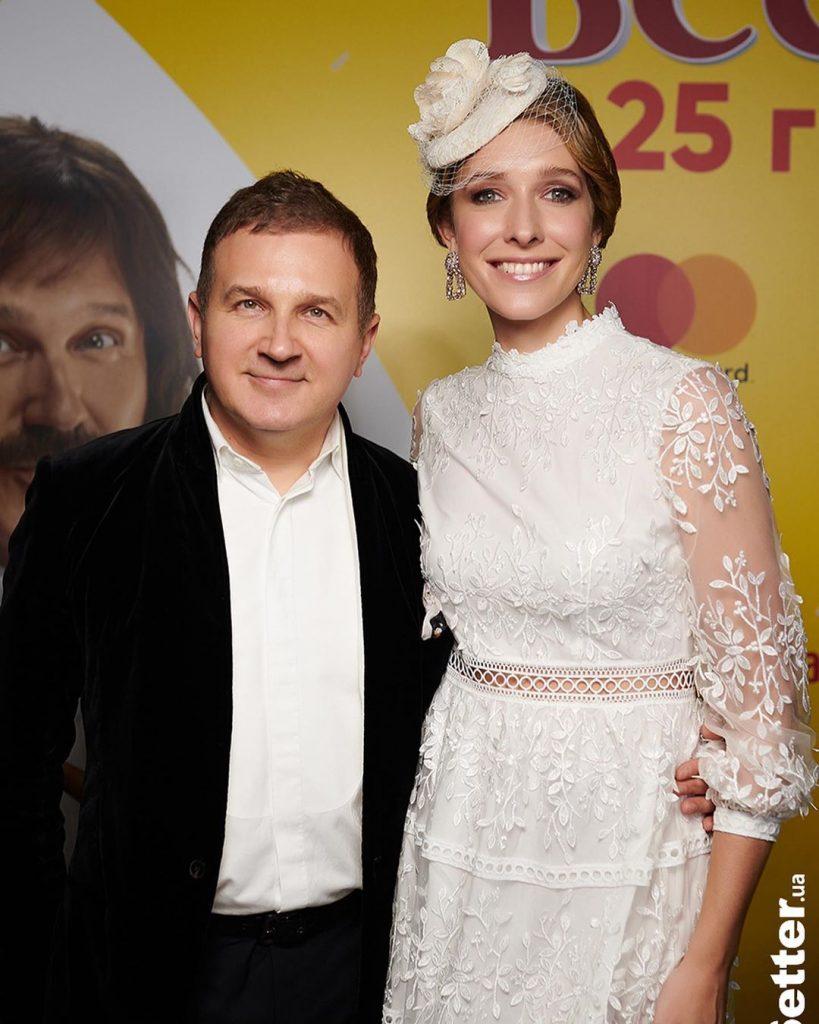 Катя Осадчая и Юрий Горбунов трогательно поздравили друг друга с годовщиной свадьбы