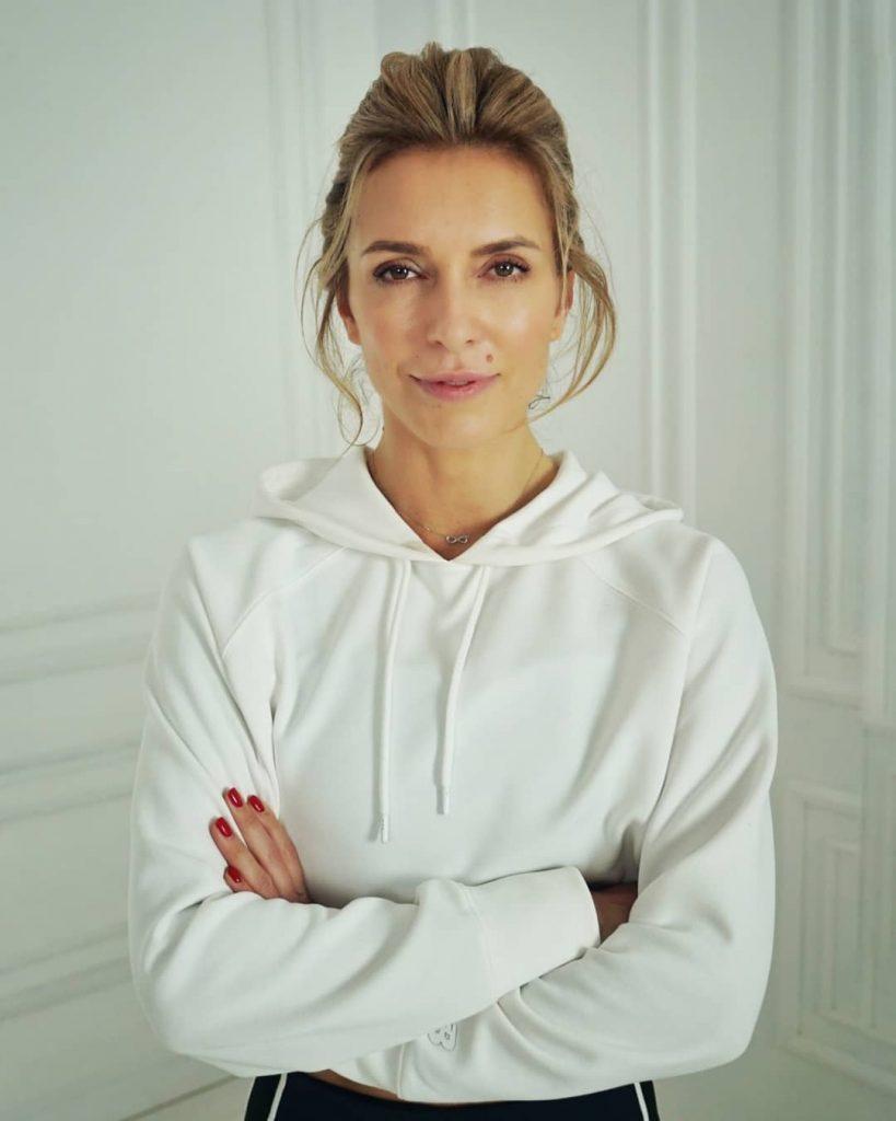 Марина Боржемская удостоилась высокой награды