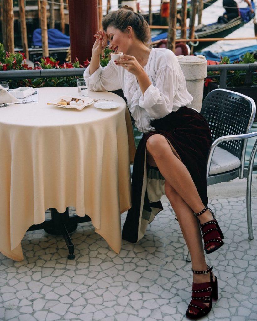 Жанна Бадоева рассказала, сколько чашек кофе в день она выпивает