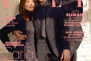 Белла Хадид, Риккардо Тиши и Карла Бруни: звезды модной индустрии на обложке французского ELLE