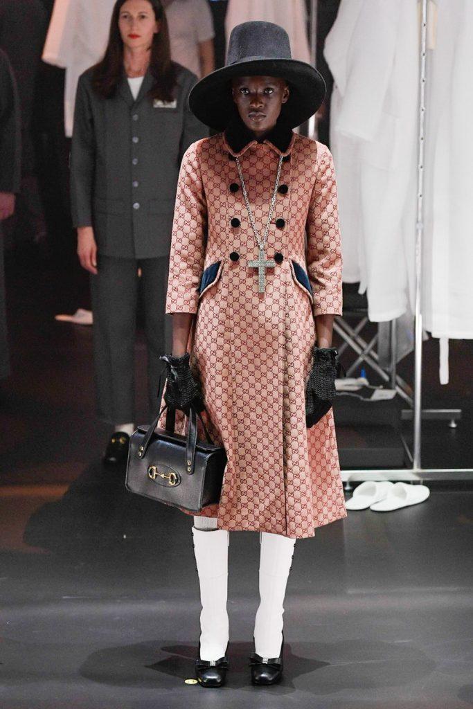 Идеальный баланс: Gucci на Неделе моды в Милане