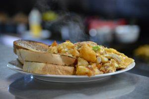Рецепт идеального фермерского завтрака для ленивого выходного