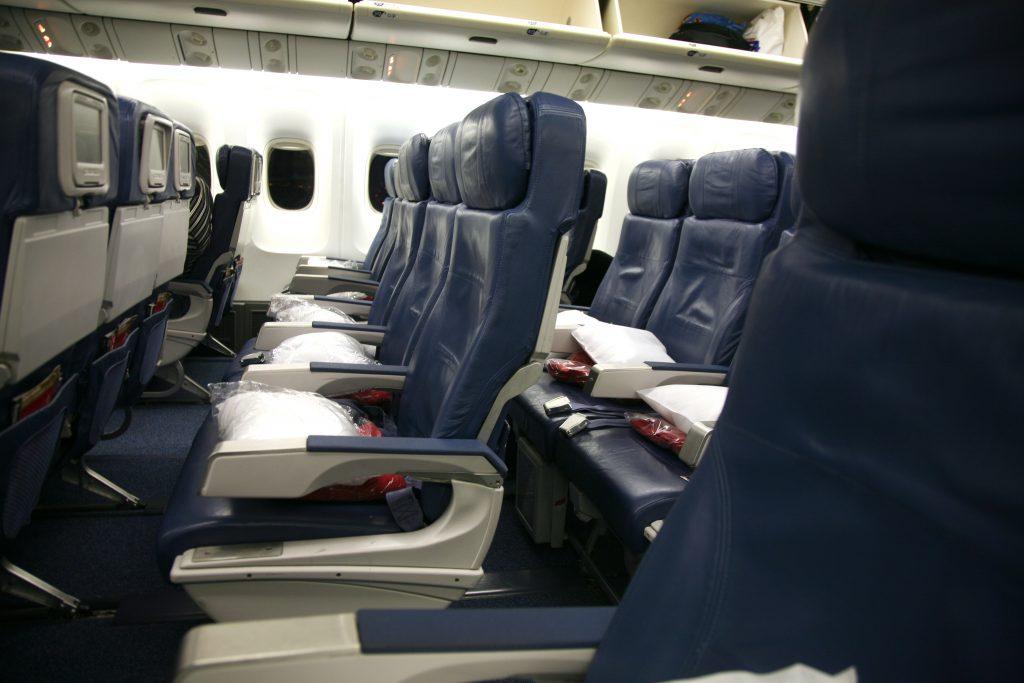 Какое место в самолёте считается самым неудачным?