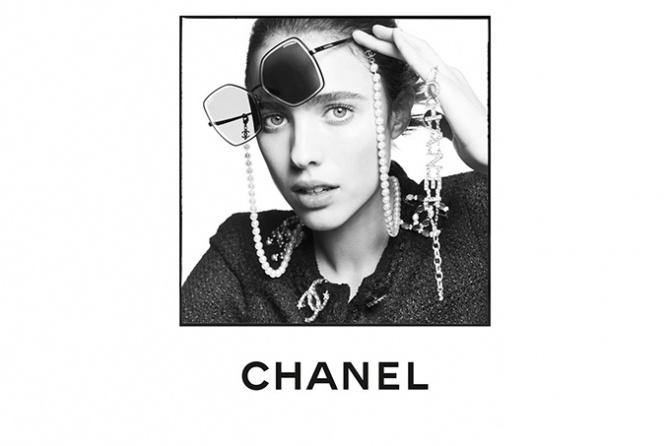 Коллекция солнцезащитных очков от Chanel на весну 2020 года