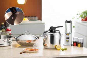 Лайфхак, как удалить наклейку с кухонных приборов или посуды