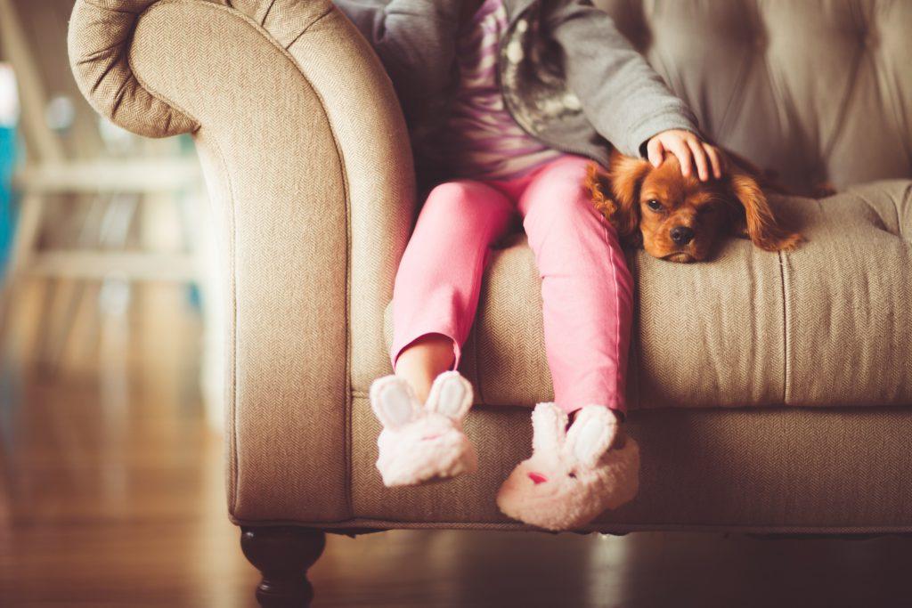 Дети, у которых есть питомец, реже болеют?