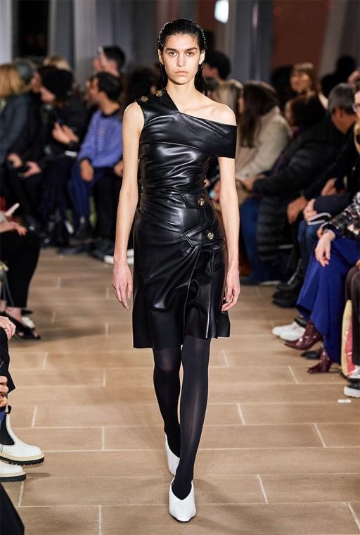 Замена пальто и новая сексуальность: Proenza Schouler на Неделе моды